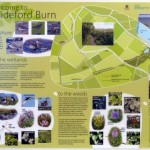 Outdoor Visitor Information Sign